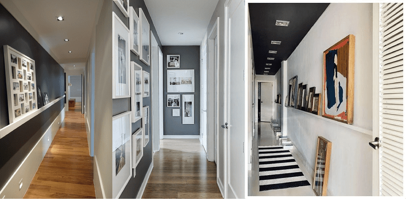 consejos a la hora de pintar un pasillo de casa On decoracion de pasillo con escaleras