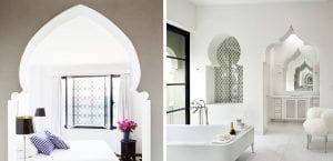 Arquitectura en estilo árabe