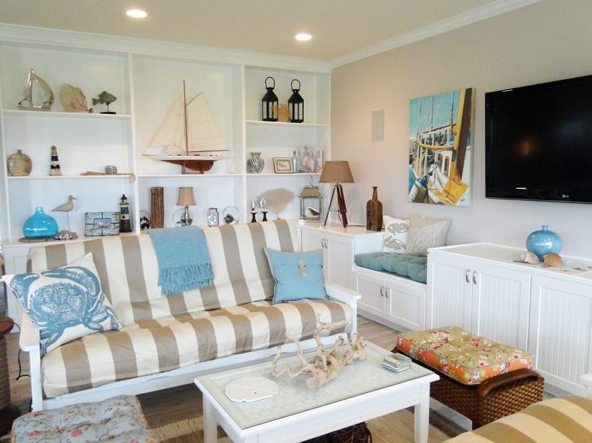 Ideas para decorar la casa de la playa