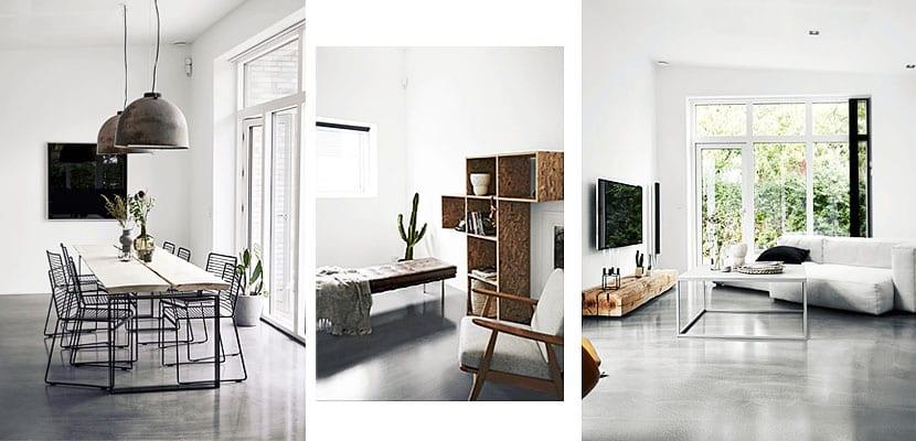 Casa moderna y luminosa