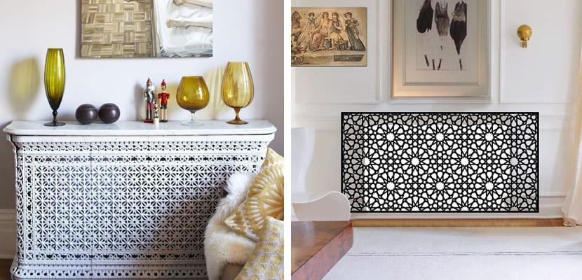 Ideas para cubrir radiadores en casa - Muebles para cubrir radiadores ...