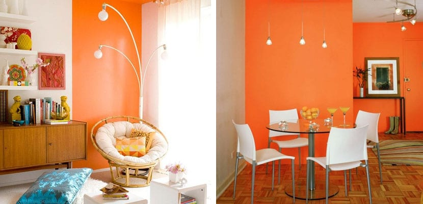 Decorar En Color Naranja
