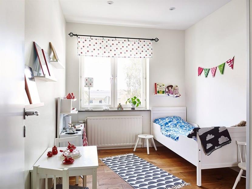 Consejos para decorar habitaciones infantiles for Decoracion infantil estilo nordico