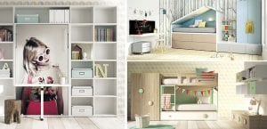 Dormitorios juveniles Lagrama