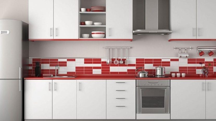 C mo decorar tu cocina con encimeras de colores - Encimeras de colores ...