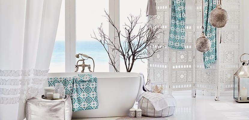 Ideas para renovar el baño