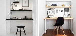Oficinas pequeñas minimal