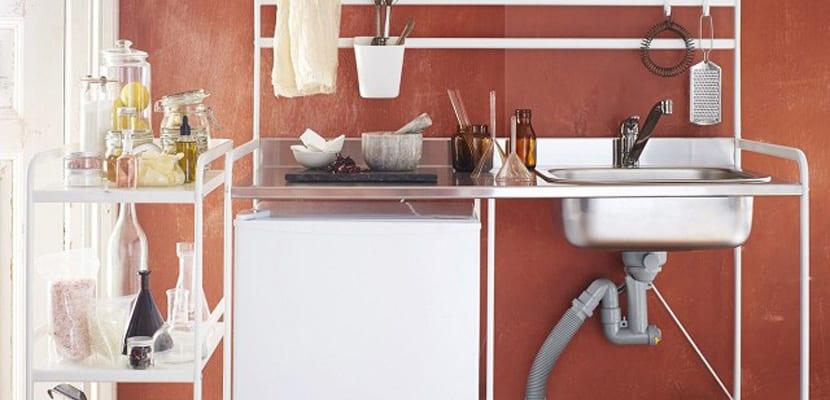 Sunnersta la nueva mini cocina de ikea for Ikea gabinetes de cocina