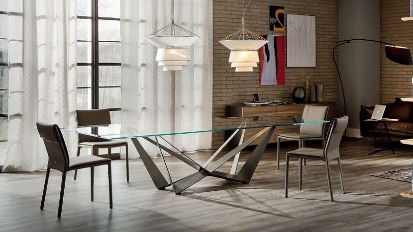 muebles-mesa-de-comedor-moderna-cristal-skorpio