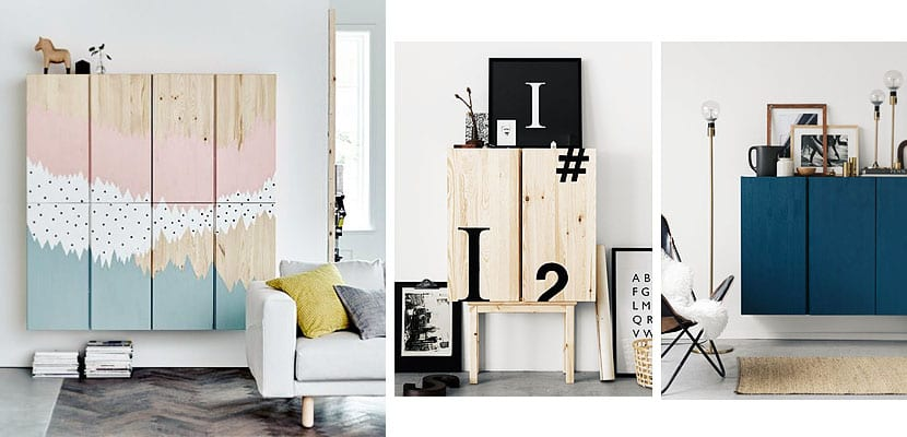 ivar de ikea un armario vers til con muchas posibilidades. Black Bedroom Furniture Sets. Home Design Ideas