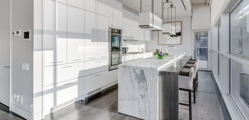 Contemporáneo Diseño De La Cocina Nueva York Bosquejo - Ideas de ...