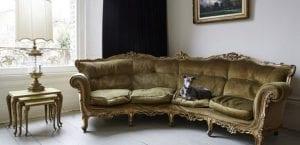 Muebles victorianos