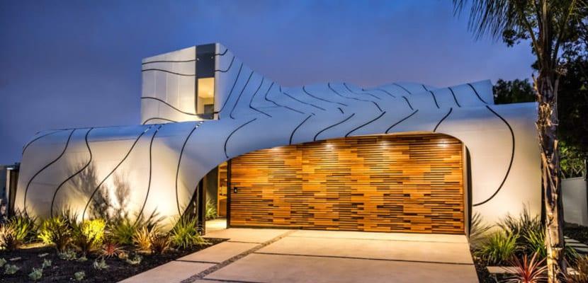 Casa inspirada en el mar
