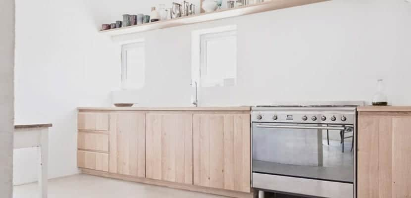 Cocina minimal