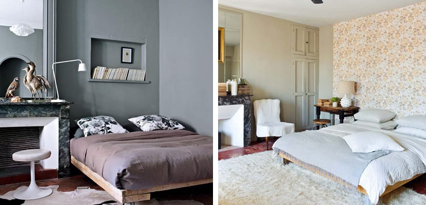 Dormitorios vintage