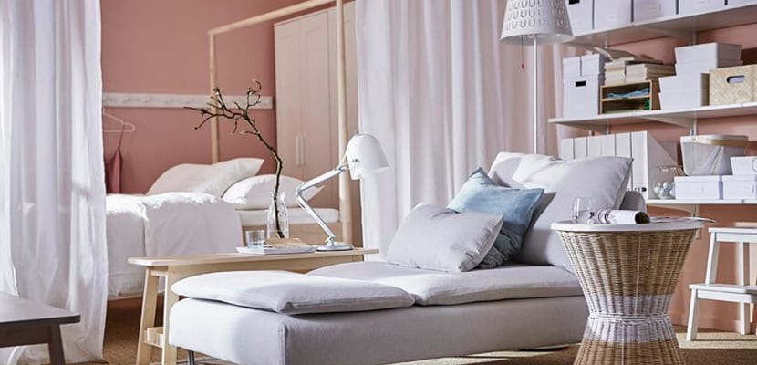 Dormitorios prácticos