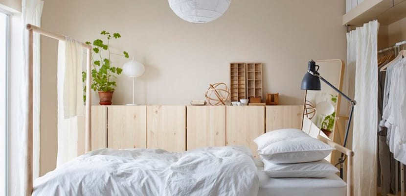 Dormitorio natural