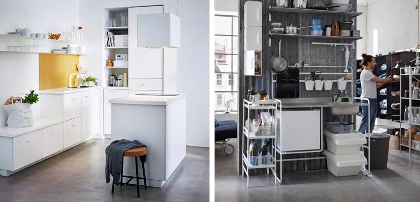 Cocinas pequeñas Ikea