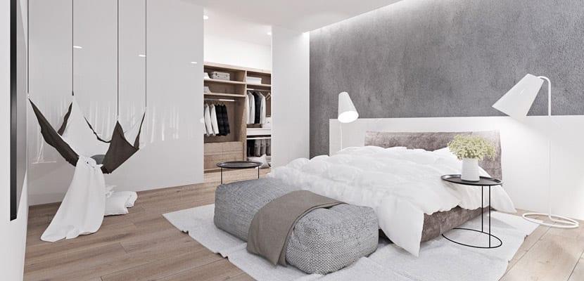 Grandes dormitorios