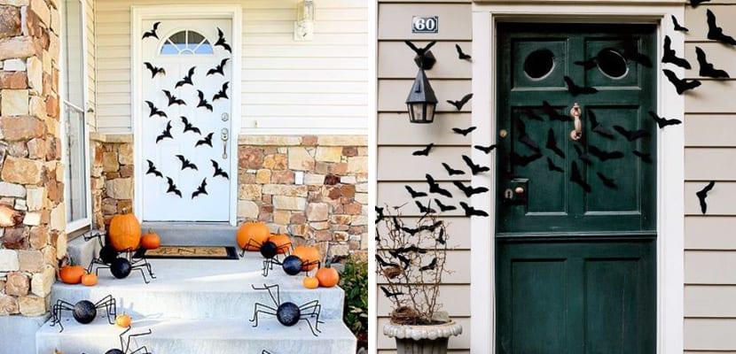 Puertas de Halloween