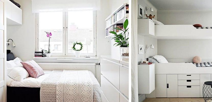 ideas para amueblar un dormitorio muy peque o