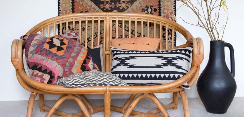 Textiles bohemios
