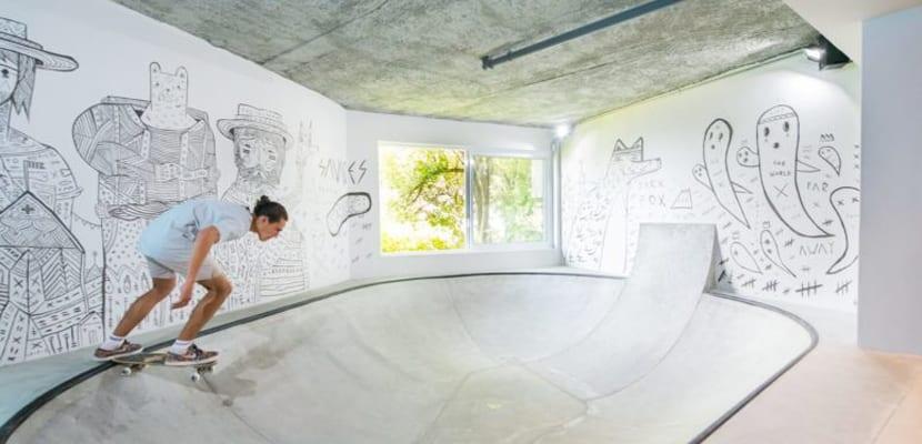 Zona de skate