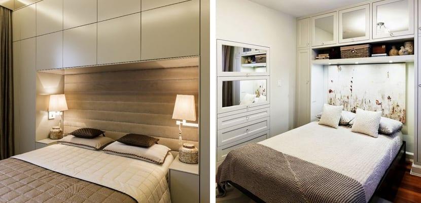 Ideas pr cticas almacenaje para dormitorios peque os - Cabecero con almacenaje ...