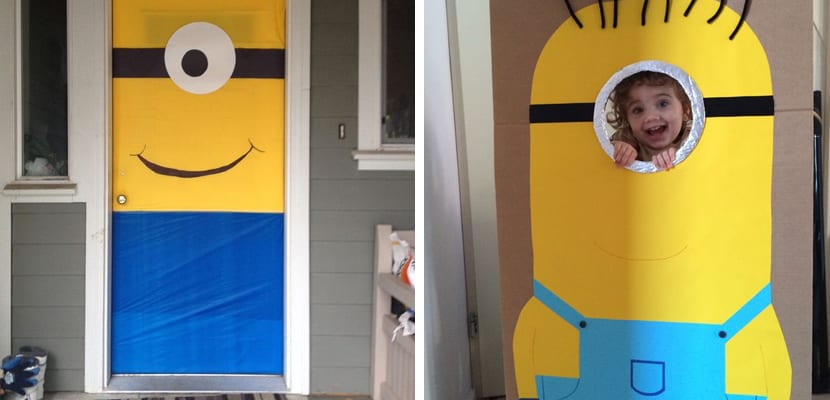 decoración Minion