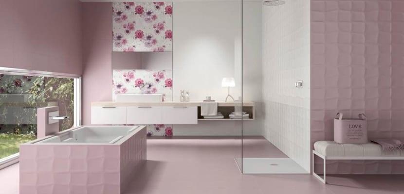 Ideas para decorar con color rosa el hogar for Ideas para decorar el hogar