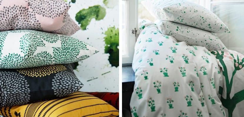 Textiles de Ikea