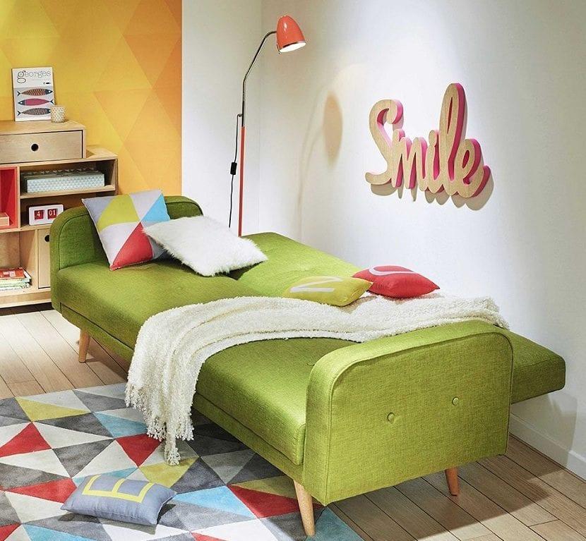 Las mejores alfombras para decorar un dormitorio juvenil for Alfombras para dormitorio