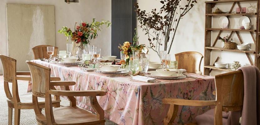 Textiles de mesa
