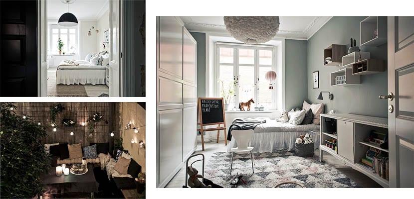 Apartamento encantador con originales paredes