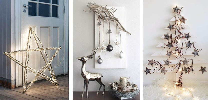 Ideas para darle a la puerta de casa un toque navide o - Decorar cristales de puertas ...