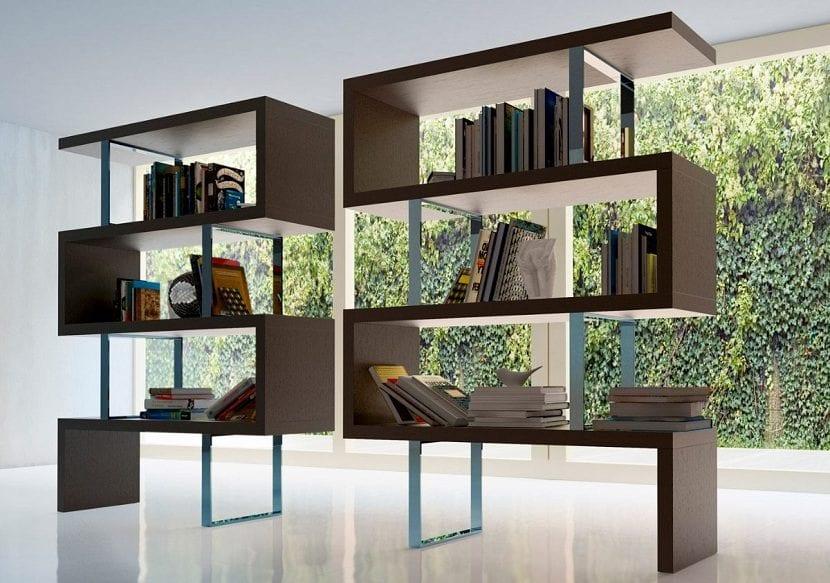 Ideas para decorar estanter as - Estanterias de salon ...