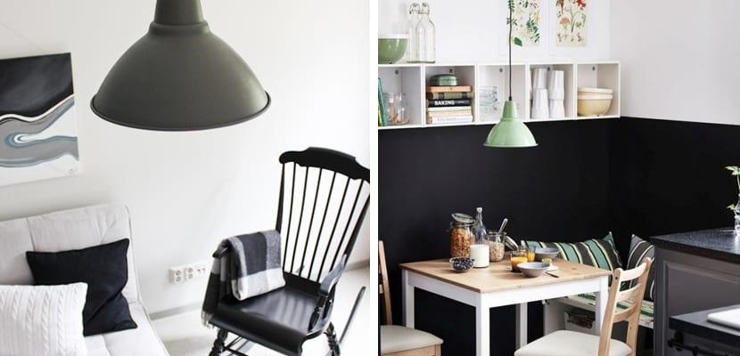 el de lámpara decorando hogar Ikea Foto La QCtsdhr