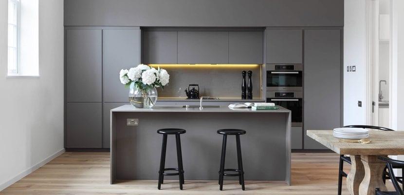 3 colores perfectos para pintar las paredes de la cocina