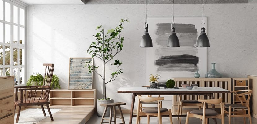 Como Decorar Un Salon En Estilo Natural - Decorar-con-estilo