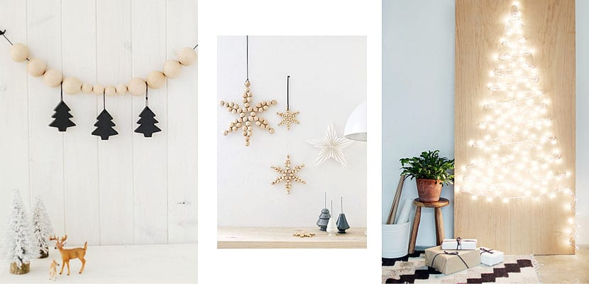 DIY navideño para decorar la pared