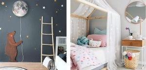 Iluminación dormitorio infantil