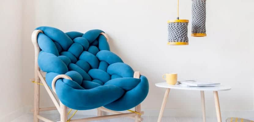 Muebles de punto