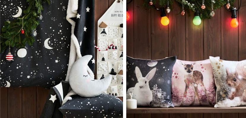 Textiles de Navidad