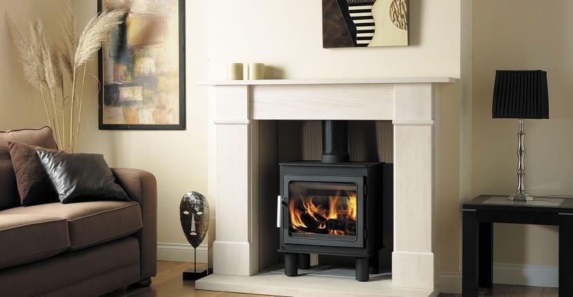 Estufas de le a una buena opci n para calentar y decorar - Calentar la casa ...