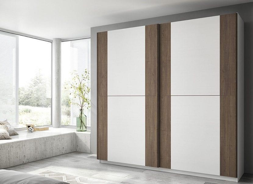 Tipos de puertas para un armario empotrado - Puertas correderas armarios empotrados ...