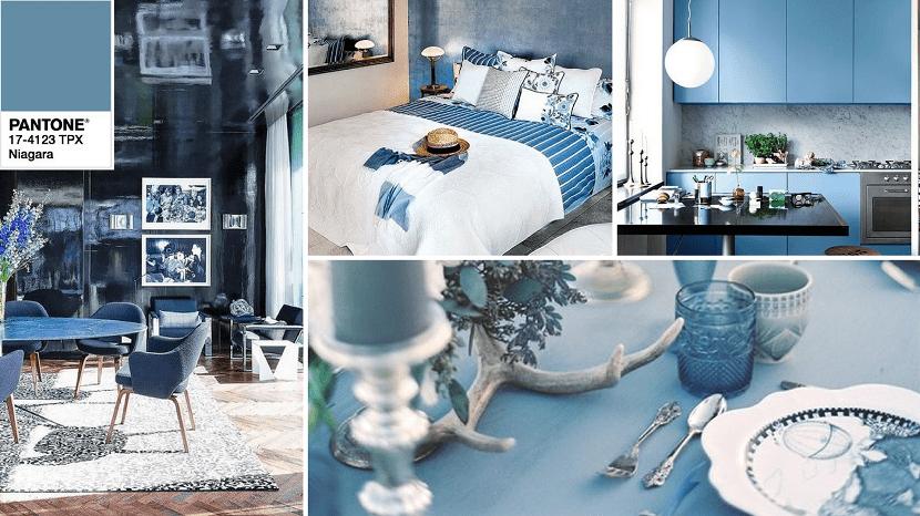 3 colores que marcar n tendencia en 2017. Black Bedroom Furniture Sets. Home Design Ideas