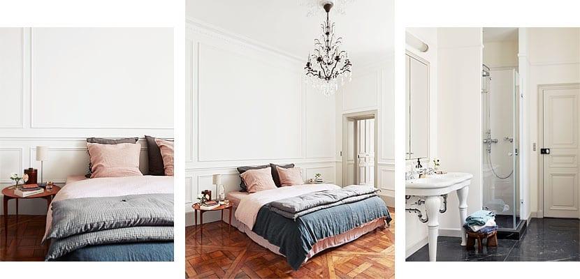 Apartamento clásico en París