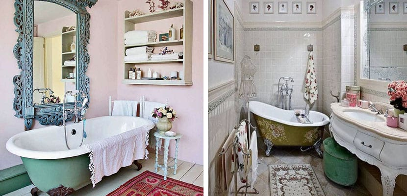 4 ideas para decorar con muebles vintage