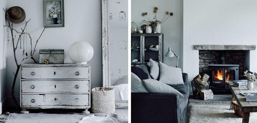 Casa en gris