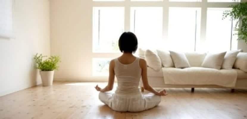 rincón de yoga